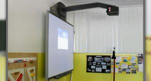 Digitale Tafelsysteme (z.B. für Schulen)