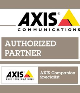 Axis autorisierter Partner