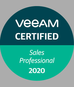 VEEAM Sales Professional Partner