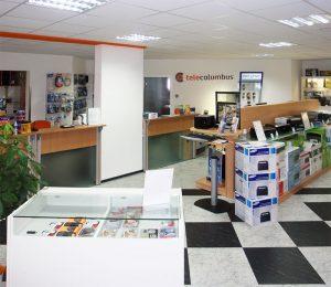Ladengeschäft in der Spiegelstraße 27 in Zwickau