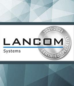 LANCOM Certified Specialist WLAN